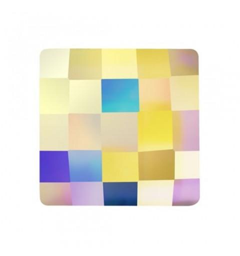 8MM Crystal AB F (001 AB) 2493 Chessboard SWAROVSKI ELEMENTS