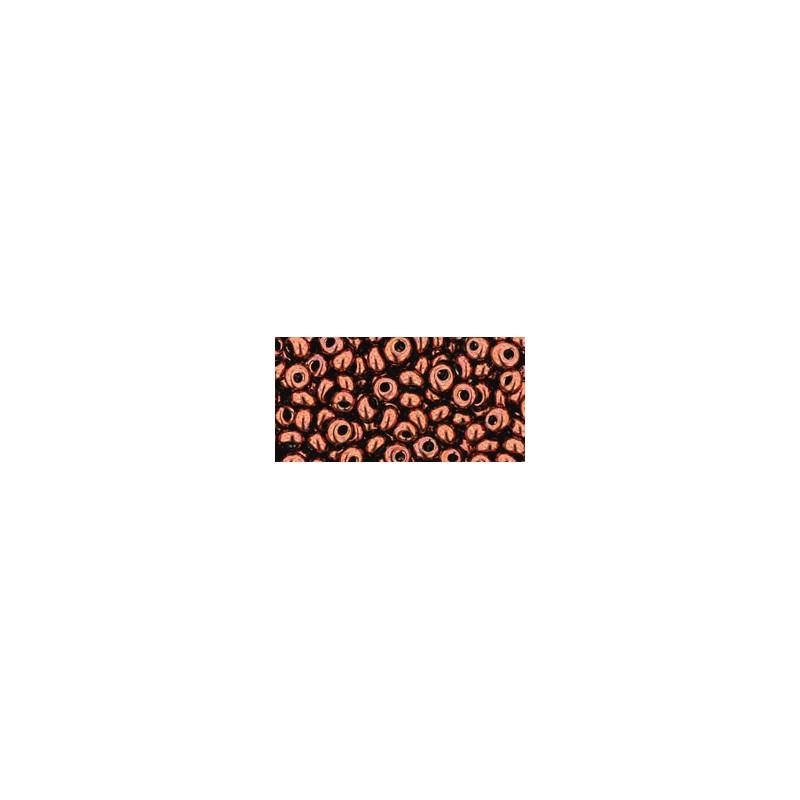 TM-03-222 Bronze Dark Bronze 3MM TOHO beads