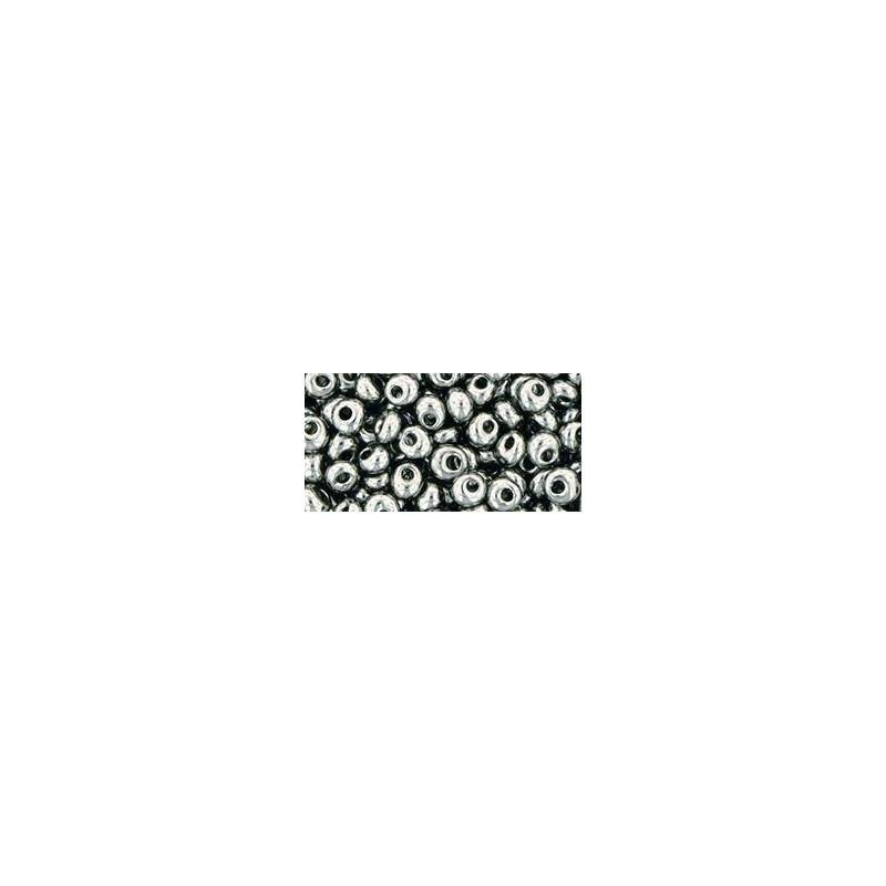 TM-03-711 Nickel 3MM TOHO beads