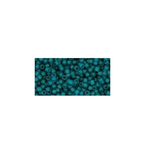 TR-11-7BDF Transparent-Frosted Teal