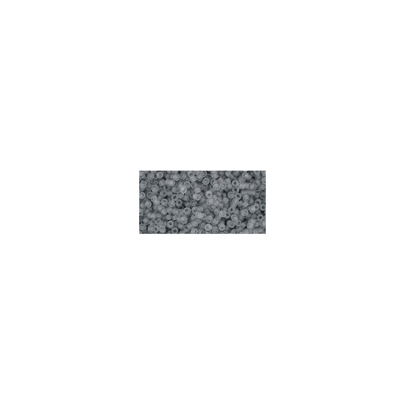 TR-15-9F Transparent-Frosted Lt Gray