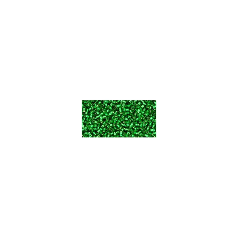 TR-15-27B Silver-Lined Grass Green