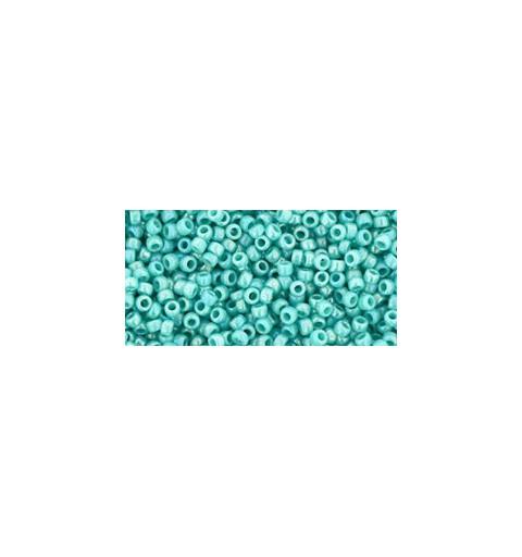 TR-15-413 Opaque-Rainbow Turquoise