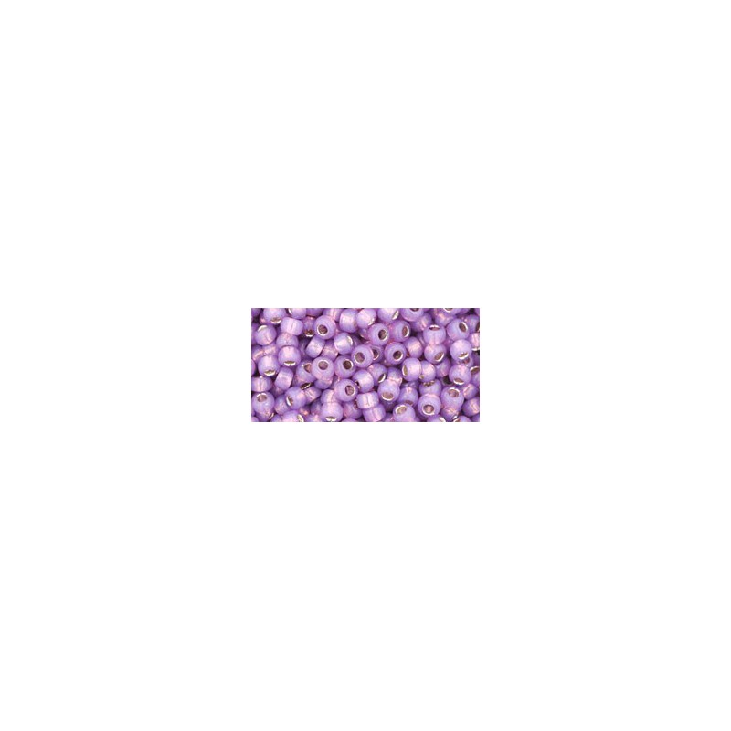 TR-08-2108 Silver-Lined Milky Amethyst
