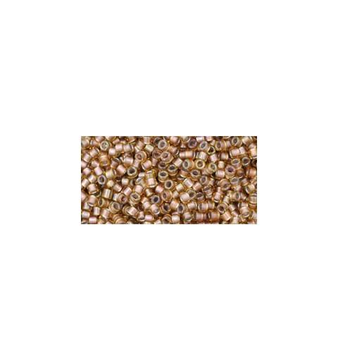 TT-01-278 Gold-Lined Topaz