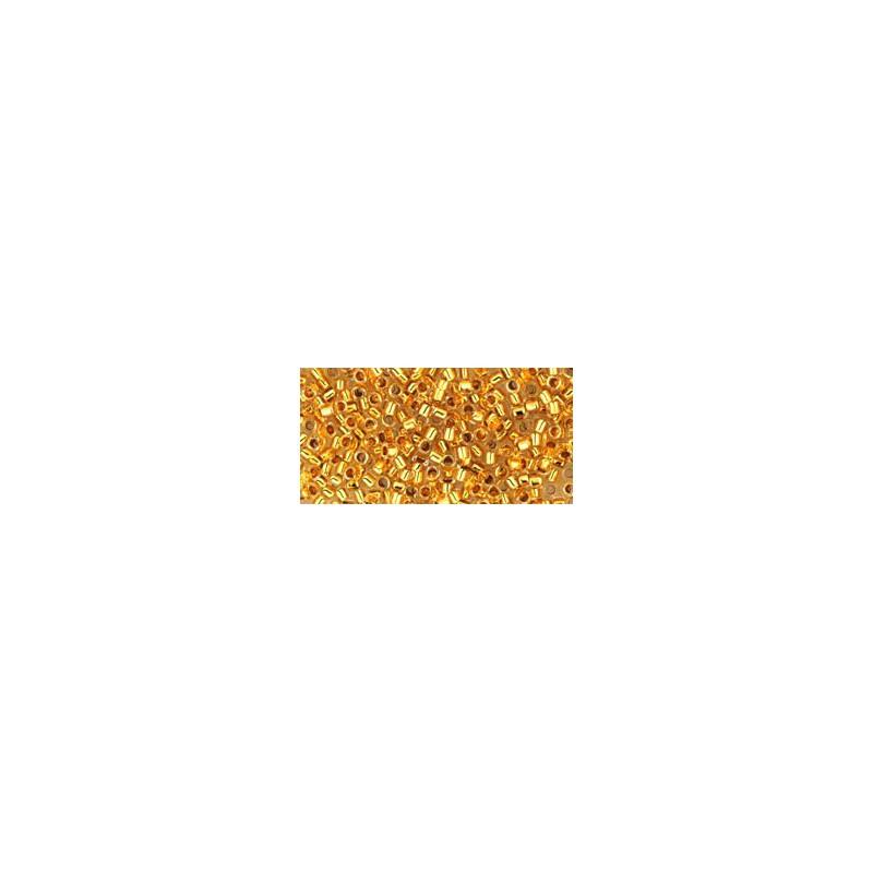 TT-01-701 24K Gold Lined Crystal