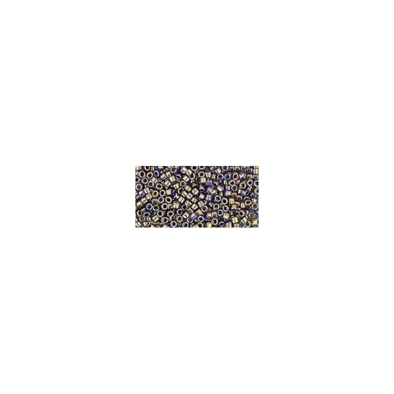 TT-01-1701 Gilded Marble Blue