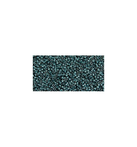 TT-11-519F Higher-Metallic-Frosted* Teal Hematite