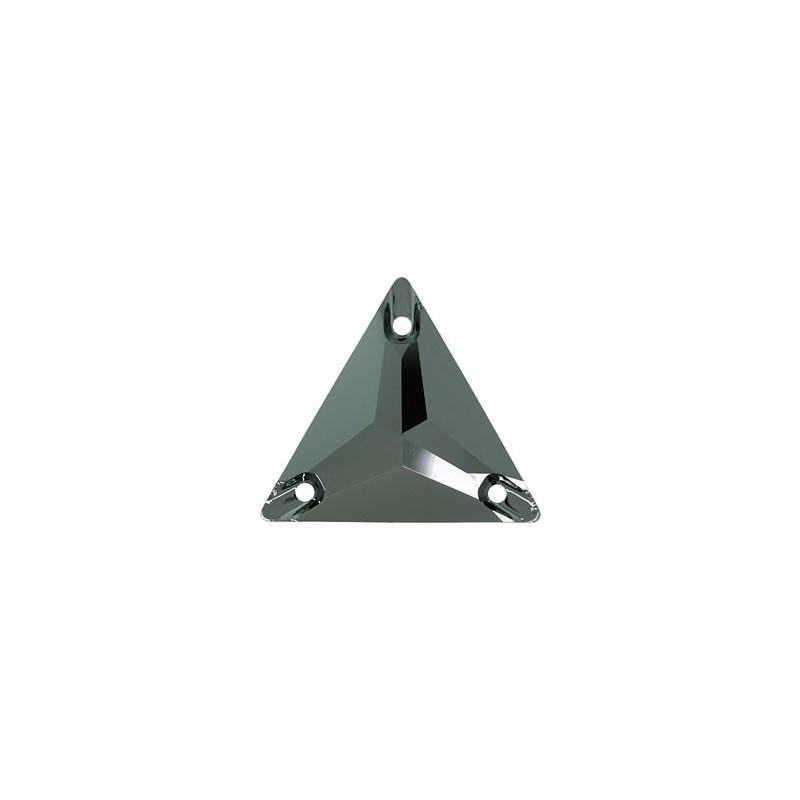 16MM Jet Hematite (280 HEM) 3270 Triangle SWAROVSKI ELEMENTS
