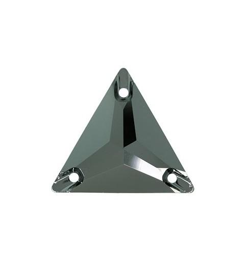 22MM Jet Hematite (280 HEM) 3270 Triangle SWAROVSKI ELEMENTS