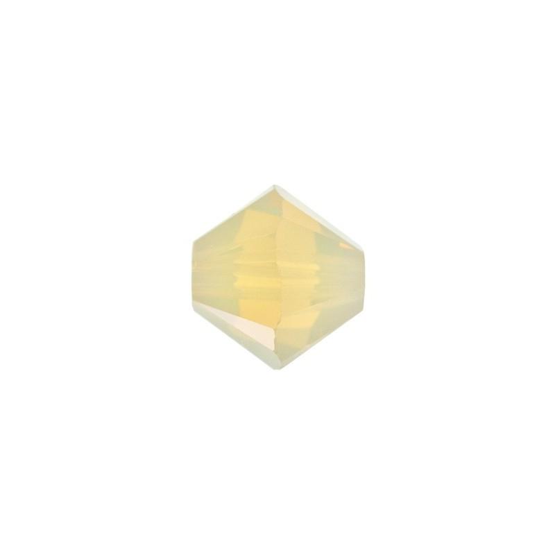 3MM Sand Opal (287) 5328 XILION Bi-Cone Beads SWAROVSKI ELEMENTS