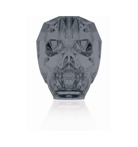 13MM Crystal Silver Night 2x 5750 kolju Helmed SWAROVSKI ELEMENTS