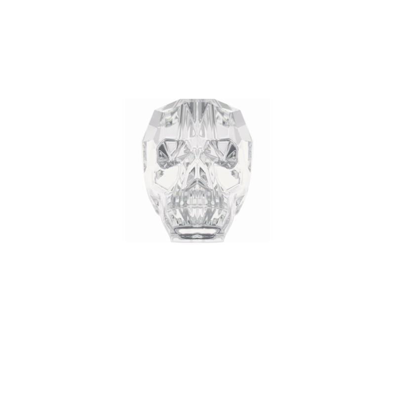 13MM Crystal 5750 череп Бусины SWAROVSKI ELEMENTS