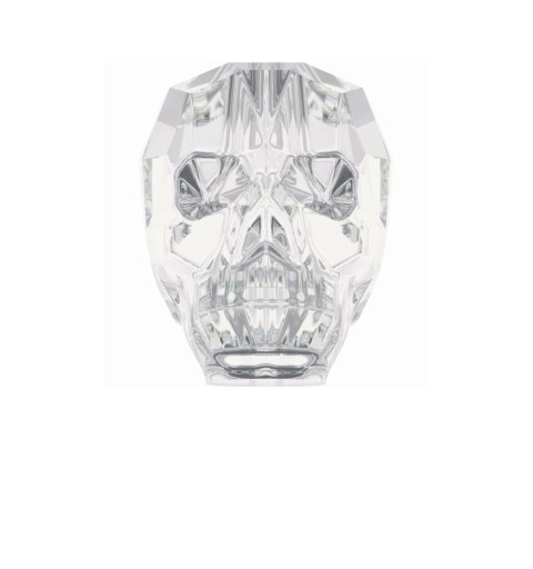 19MM Crystal 5750 Skull Beads SWAROVSKI ELEMENTS