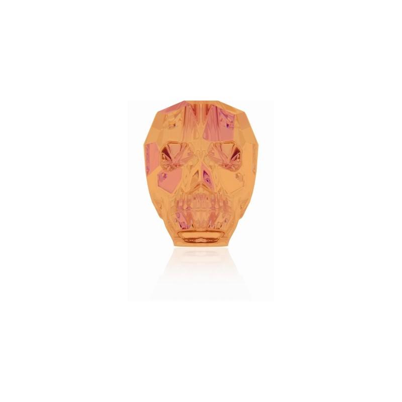 13MM Crystal Astral Pink 5750 череп Бусины SWAROVSKI ELEMENTS