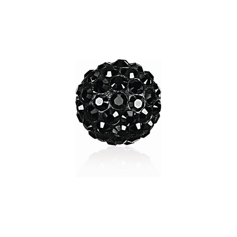 8MM Чёрный (280) Pavé Ball Бусины SWAROVSKI ELEMENTS