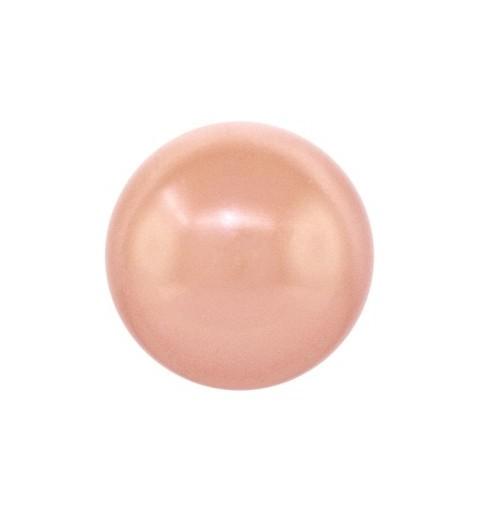 6MM Crystal Rose Gold Pearl (001 769) 5810 SWAROVSKI ELEMENTS