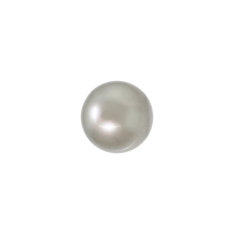 6MM Crystal Platinum Pearl (001 459) 5810 SWAROVSKI ELEMENTS