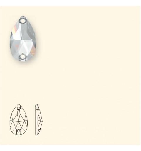 18X10.5MM Crystal Lilac Shadow F (001 LISH) 3230 Tilk SWAROVSKI ELEMENTS
