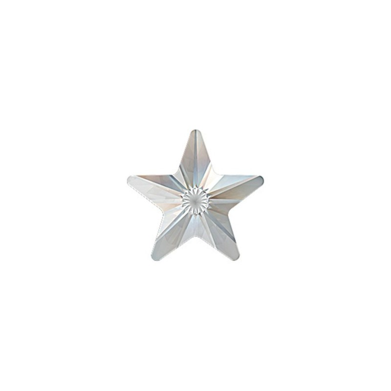 5MM Crystal F (001) 2816 Rivoli Star SWAROVSKI ELEMENTS