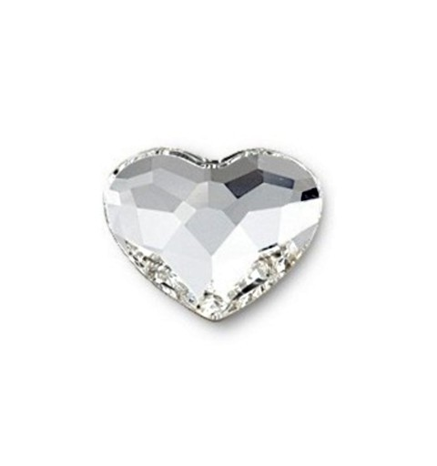 14MM Crystal F (001) 2808 Heart SWAROVSKI ELEMENTS