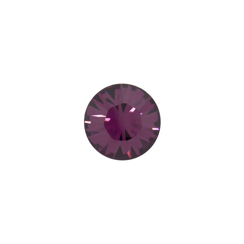 SS39 (~8.25mm) Amethyst F (204) 1088 XIRIUS Chaton SWAROVSKI ELEMENTS
