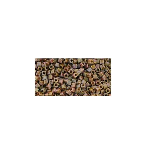 TC-01-Y185 HYBRID - Luster - Opaque Gold/Smoky Topaz seemnehelmed