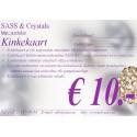 Gift voucher 10 EUR