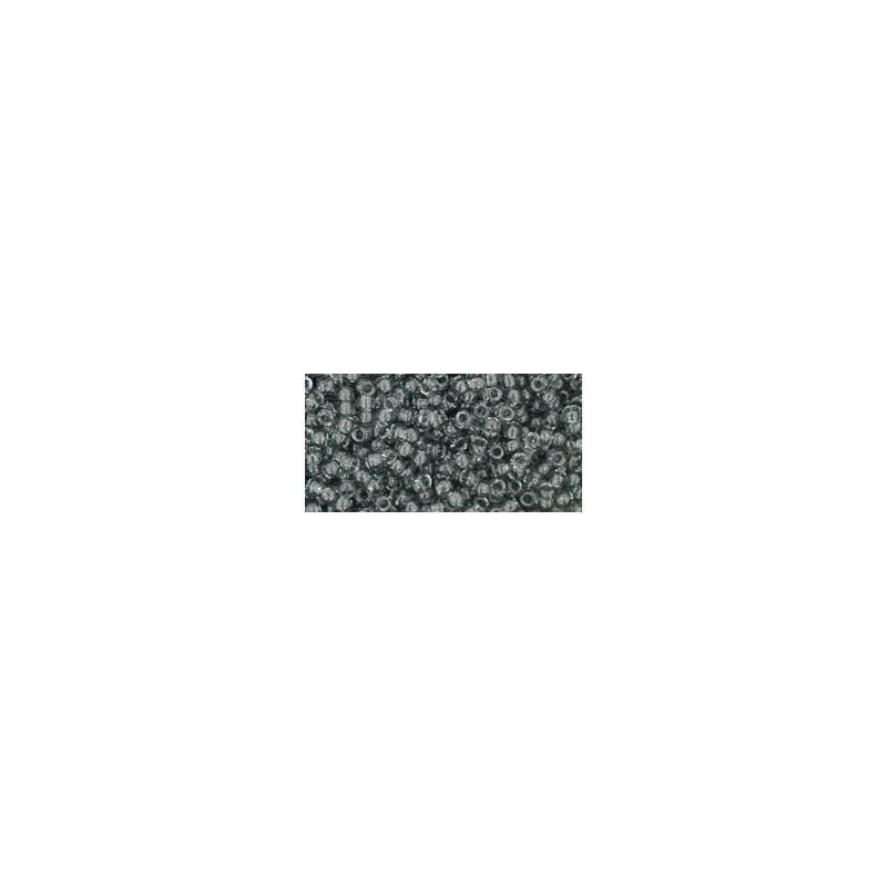 TR-11-9B Transparent Gray ТОХО Бисер