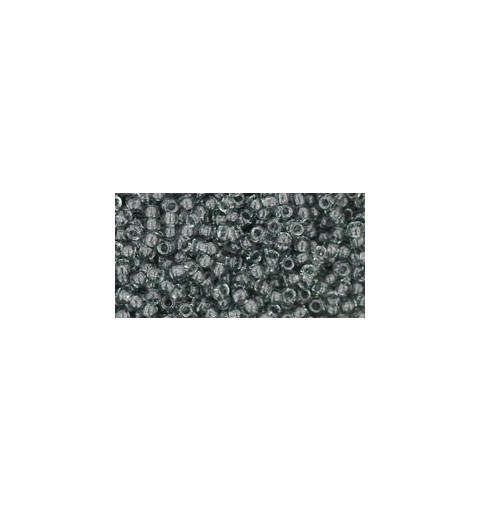 TR-11-9B Transparent Gray TOHO Seed Beads
