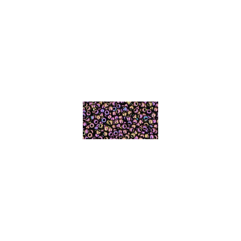 TR-11-85 Metallic Iris Purple TOHO Seed Beads
