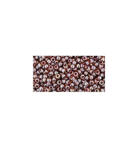 TR-11-114 Trans-Lustered Smoky Topaz TOHO Seed Beads