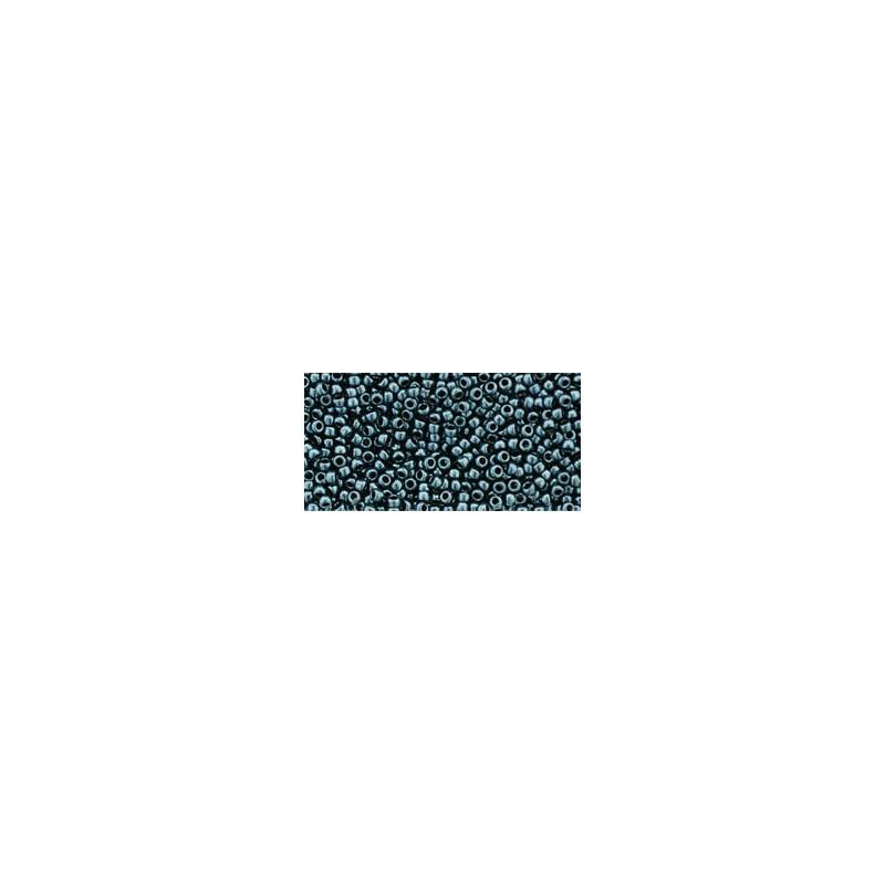 TR-15-81 Metallic Hematite Seed Beads