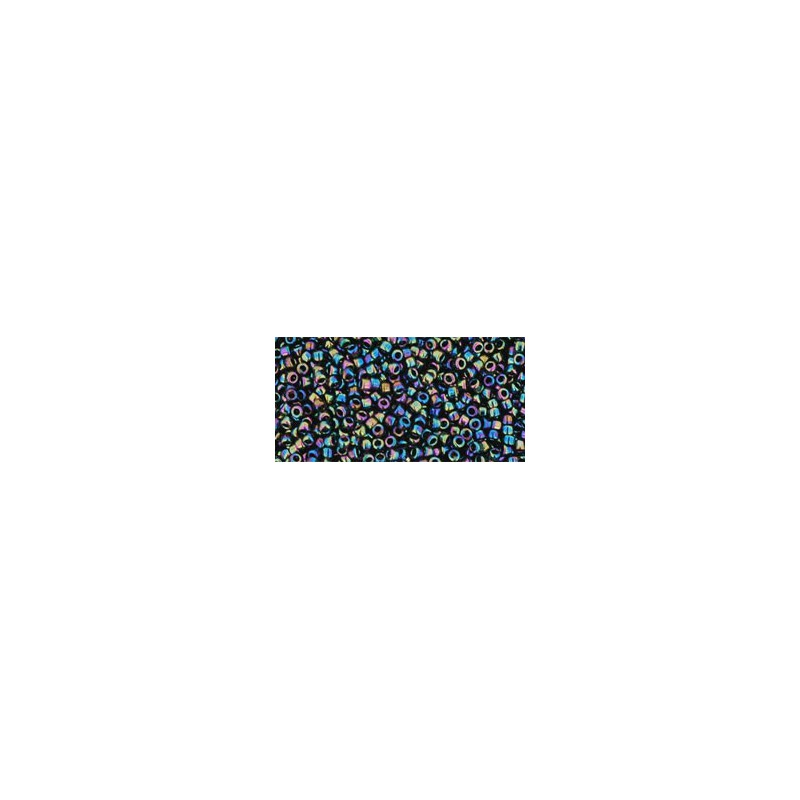 TR-15-86 Metallic Rainbow Iris Seed Beads