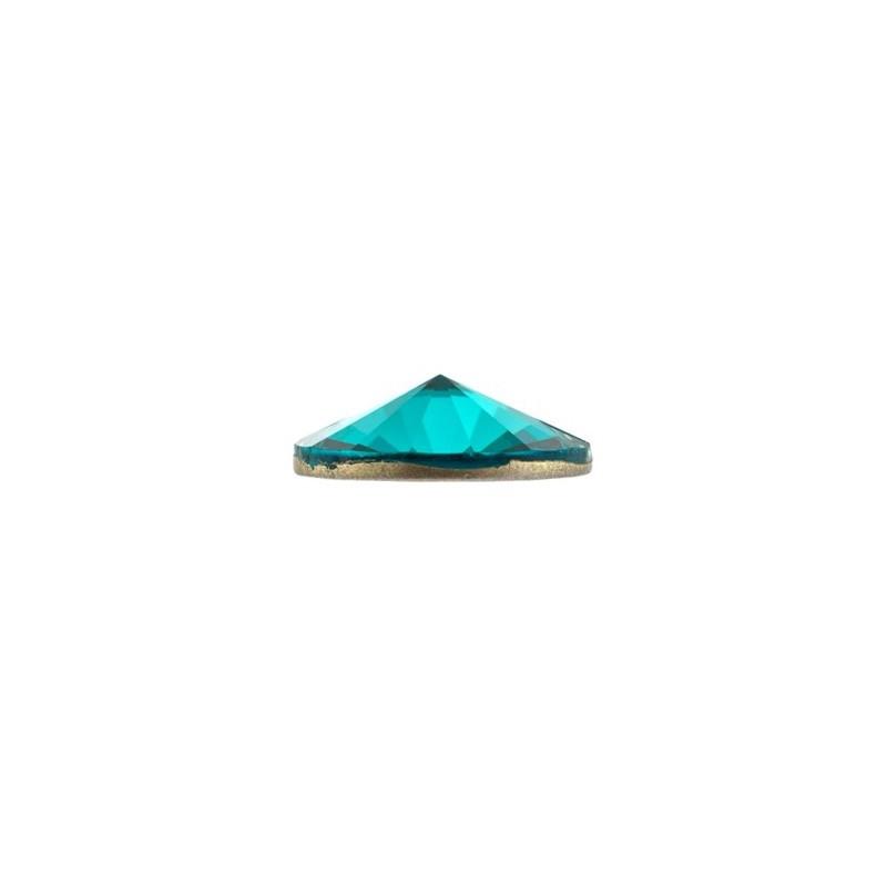 14MM Blue Zircon F (229) 3200 Rivoli SWAROVSKI ELEMENTS