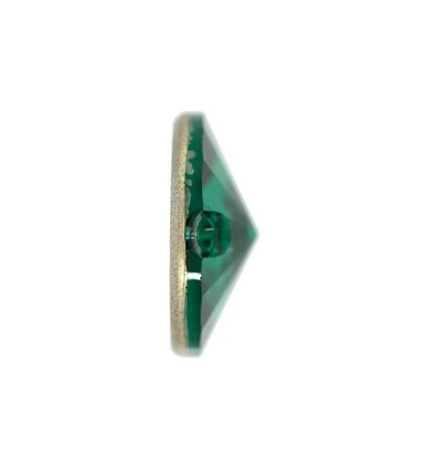 14MM Emerald F (205) 3200 Rivoli SWAROVSKI ELEMENTS