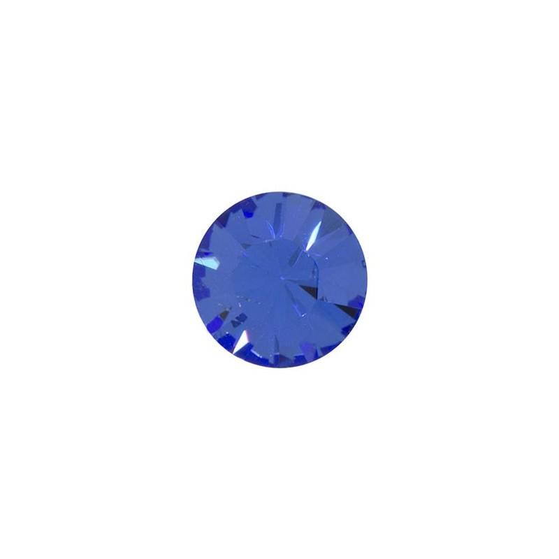 PP9 (~1.55mm) Sapphire F (206) 1028 Chaton SWAROVSKI ELEMENTS
