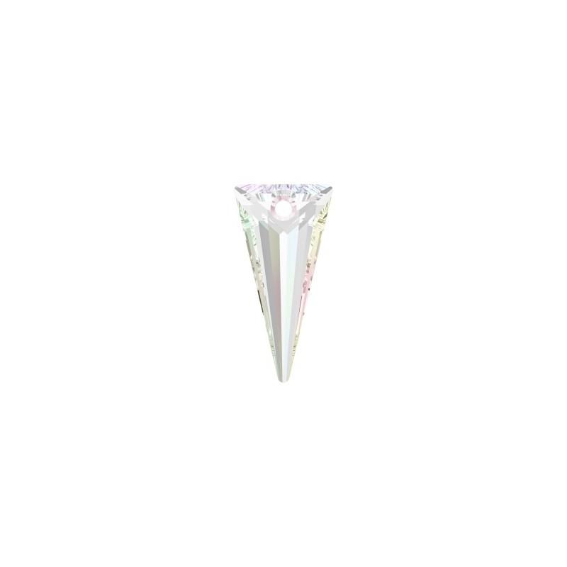 18MM Crystal AB (001 AB) Spike Ripatsid 6480 SWAROVSKI ELEMENTS
