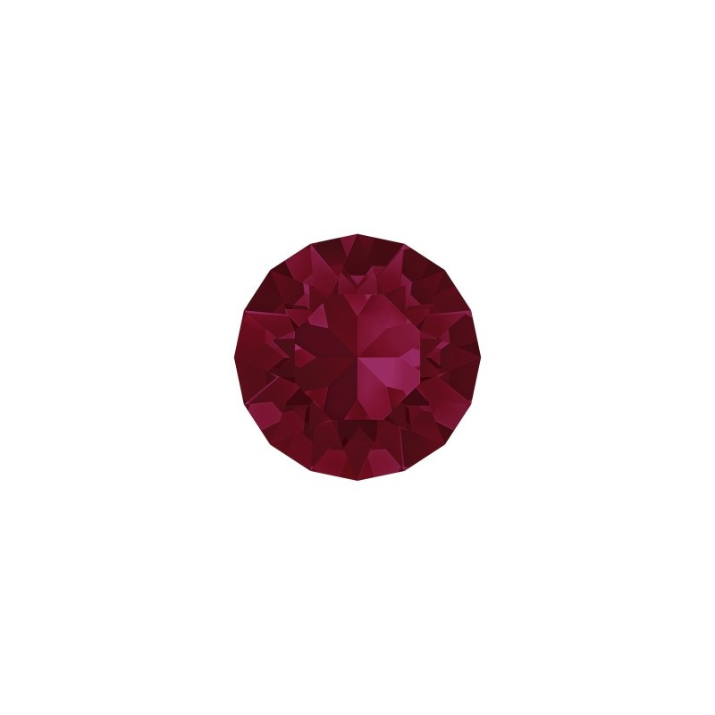 SS39 (~8.25mm) Ruby F (501) 1088 XIRIUS Chaton SWAROVSKI ELEMENTS
