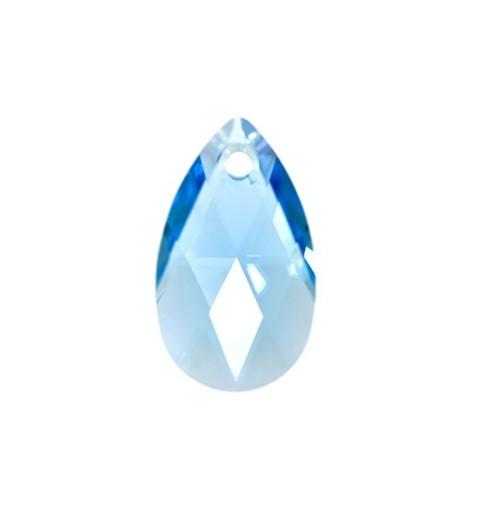 16MM Aquamarine (202) Pendants 6106 Pear-shaped SWAROVSKI ELEMENTS