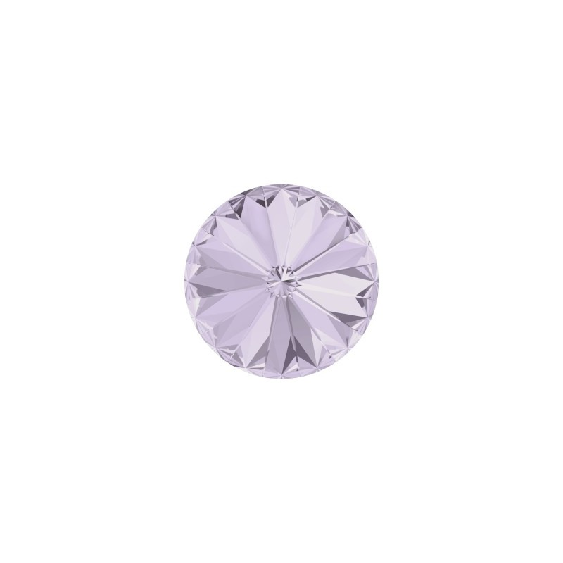 14MM Smoky Mauve F (265) 1122 Rivoli Chaton SWAROVSKI ELEMENTS