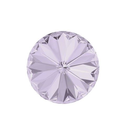12MM Smoky Mauve F (265) 1122 Rivoli Chaton SWAROVSKI ELEMENTS