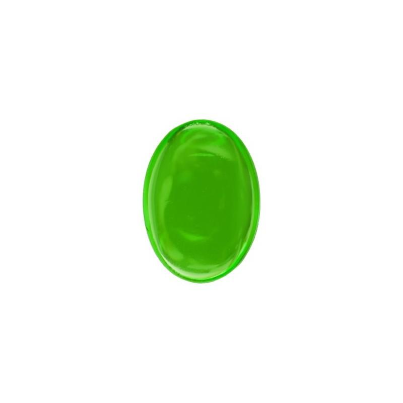 25x18mm Peridot 50520 Кабошон 417-12-020 Прециоса