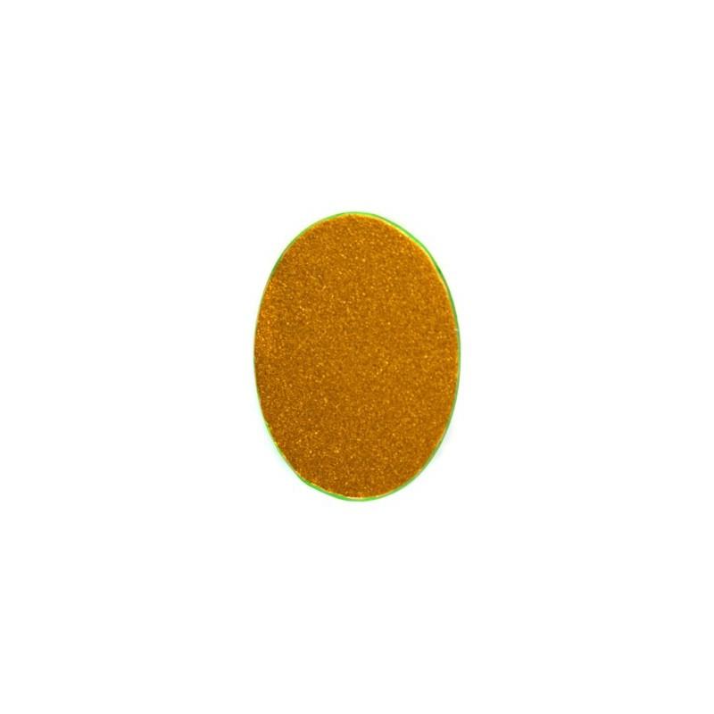 25x18mm Peridot 50520 Cabochons 417-12-020 Preciosa
