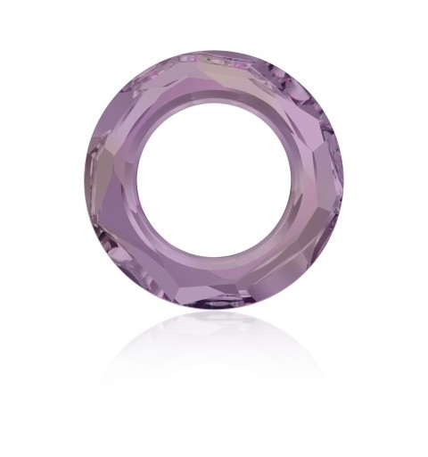14mm Crystal Lilac Shadow (001 LISH) Cosmic Ring Fancy Stone 4139 Swarovski Elements