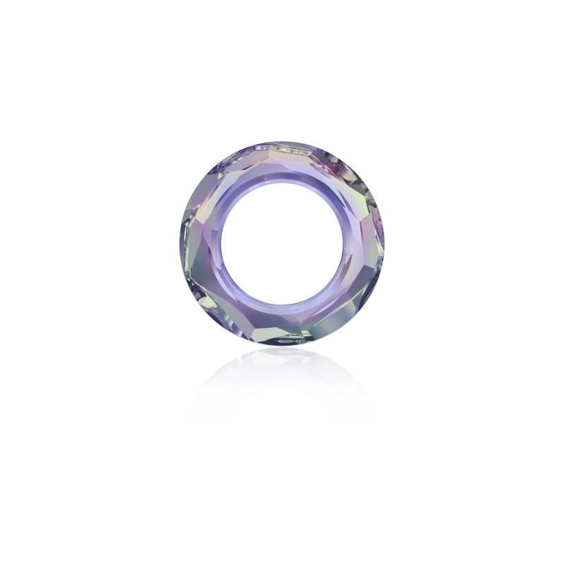 14mm Crystal Vitrail Light (001 VL) Cosmic Ring Fancy Stone 4139 Swarovski Elements
