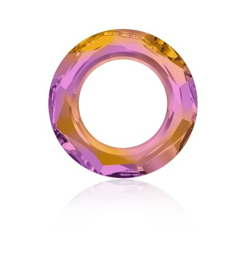 20mm Crystal Astral Pink (001 API) Cosmic Ring Fancy Stone 4139 Swarovski Elements