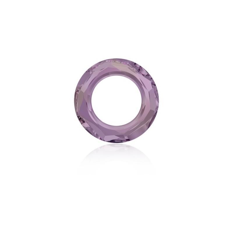 14mm Crystal Lilac Shadow (001 LISH) Cosmic Ring Ehete Kristall 4139 Swarovski Elements