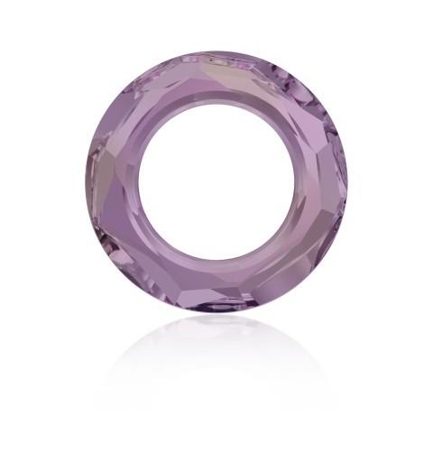 20mm Crystal Lilac Shadow (001 LISH) Cosmic Ring Ehete Kristall 4139 Swarovski Elements