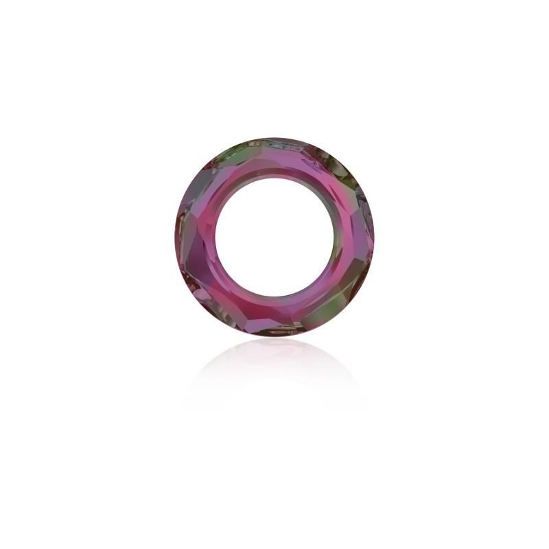 14mm Crystal Volcano (001 VOL) Cosmic Ring Ehete Kristall 4139 Swarovski Elements